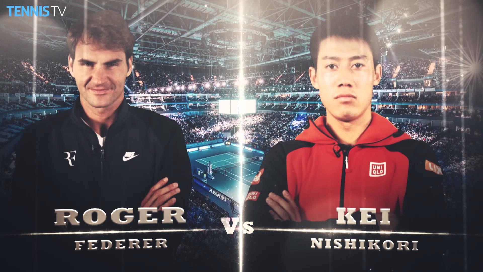 勝つことが最低条件 フェデラーvs錦織圭のプロモーション動画 Atpワールド ツアー ファイナル15 テニス動画 Jp